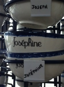 my name is Josephine