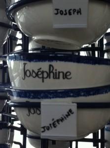 my name is Josephine