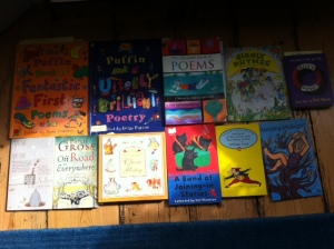 children's poetry books