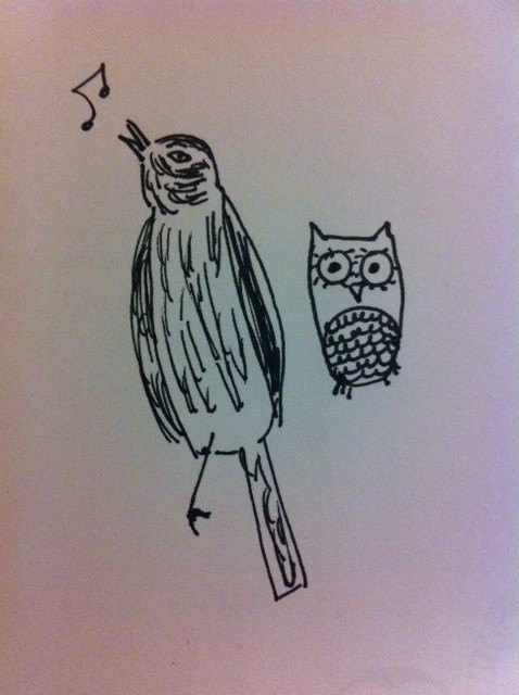 larks and owls essay We have collected for you, 7 differences between early birds and night owls being an owl or a lark is just a matter of preference or is it some.