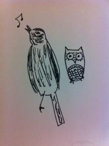 lark nor owl