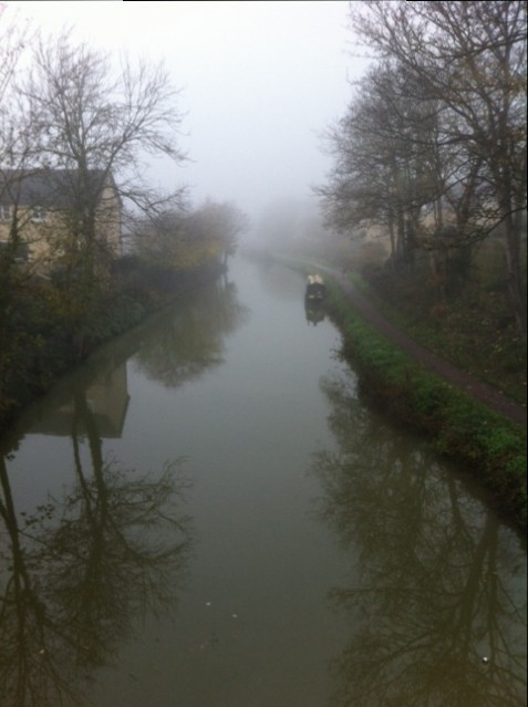 misty canal picture challenge
