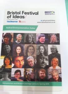 Bristol ideas flyer