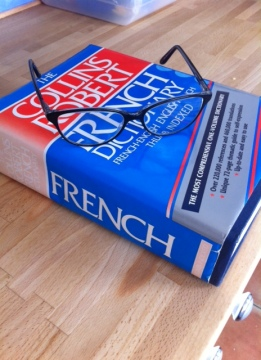 French Dictionary 2015