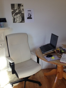 new 'office' chair