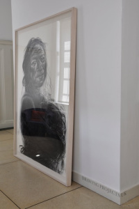Vestiges, Anita Taylor installed at Drawing Projects, Bridge House