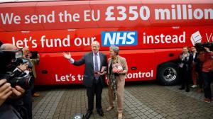Referendum bus