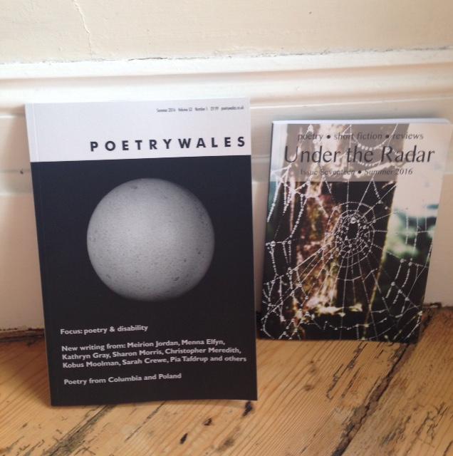 new poems 2016