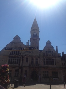 Trowbridge Town Hall 1