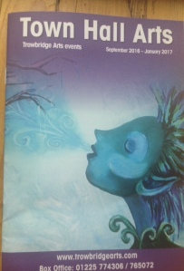 Town Hall Arts brochure